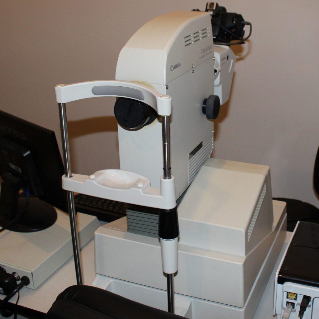 Digital Retinal Imaging