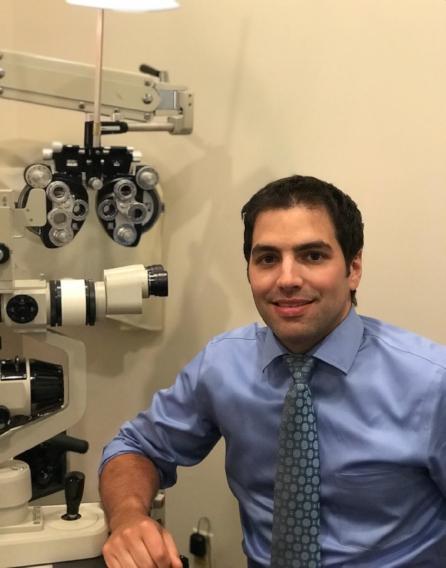 Dr. Brent Cole, O.D.