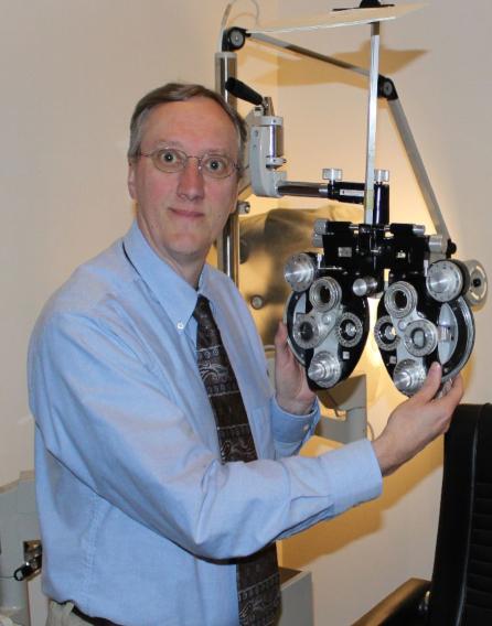 Dr. Zane R. Lawhorn, O.D.